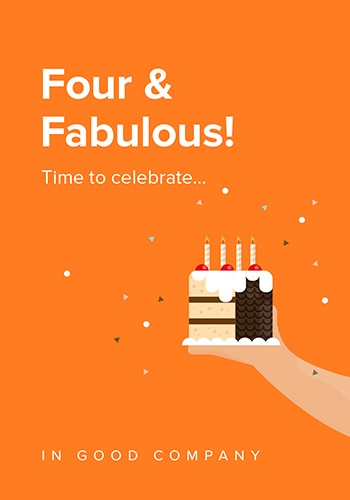 It's our birthday, yay!...
