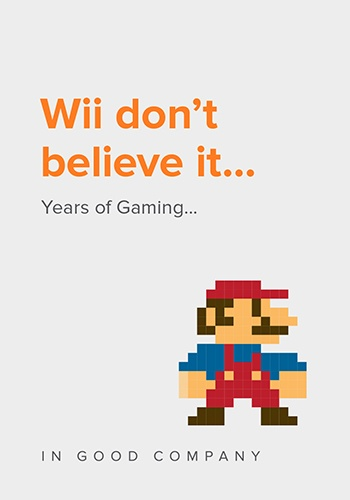 Nintendo turns 128!